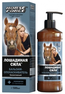 HORSE FORCE. Balsam conditioner 500 ml