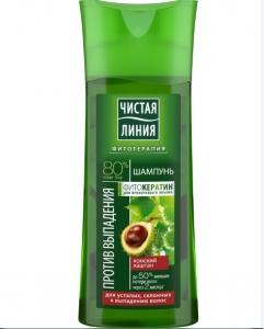 R.L. Shampoo mit Rosskastan 250ml.