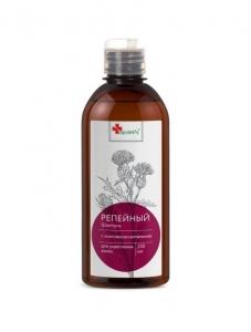 Apotek`s ® Шампунь репейный с комплексом витаминов для укрепления волос 250 мл