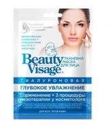 FK.BV.Tuchmaske,Gesichtsmaske tife feucht, Hyaluron 25 ml