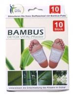 Bambus Detox Vital-Pad 10st.