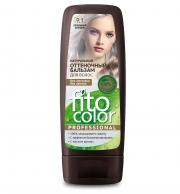 Naturbalsam für Tönung der Serie Fito Color PROFESSIONAL Aschblond, 140ml.