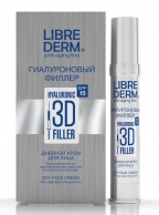 Librederm Anti-Aging Line Tagescreme Hyaluronic Filler 3D 30ml.