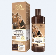 HORSE FORCE Shampoo Conditioner mit Collagen 500  ml