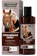 HORSE FORCE. Shampoo with Keratine,250 ml